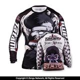 Tatami x Chris Burns Chess Gorilla Rashguard